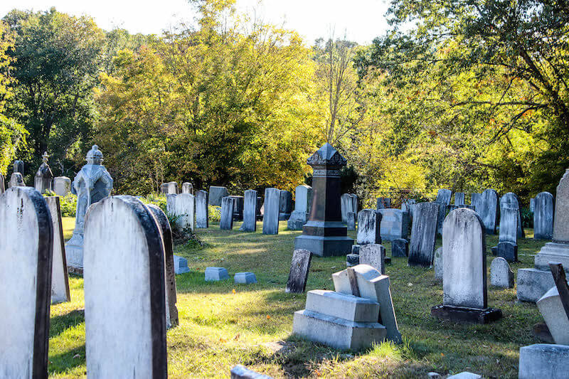 Union_Cemetery_Haunted