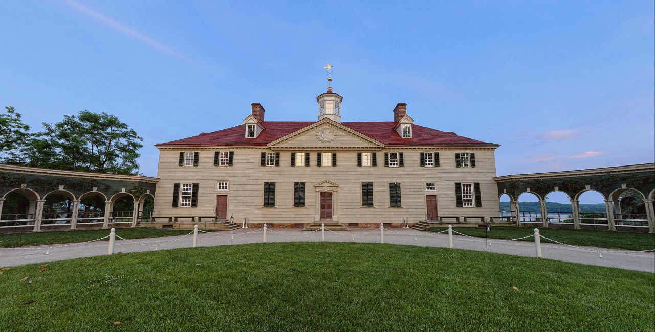 Haunted Washingtons Mount Vernon Virginia Try To Scare Me